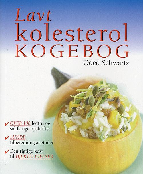 Lavt kolesterol - kogebog (Bog)