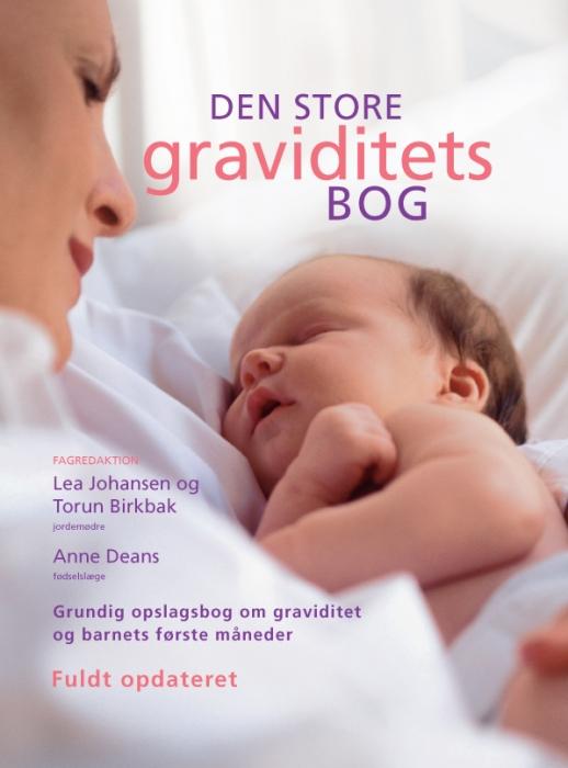 Image of Den store graviditetsbog (Bog)