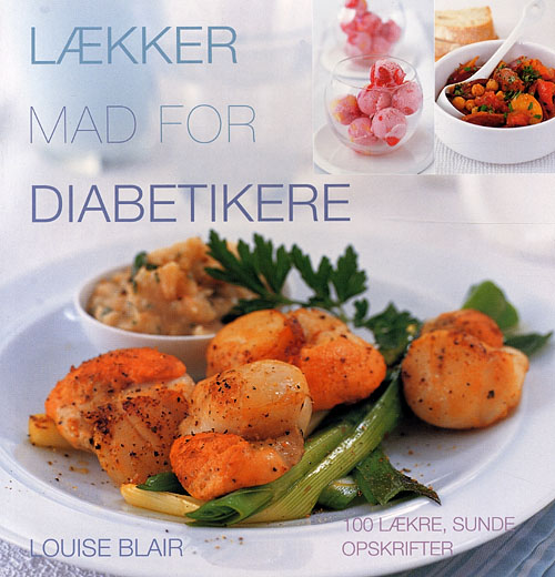 Lækker mad for diabetikere (Bog)