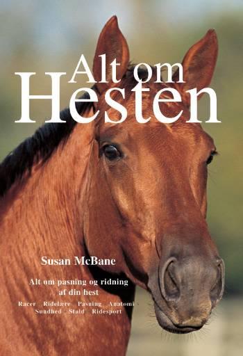 Image of   Alt om hesten (Bog)