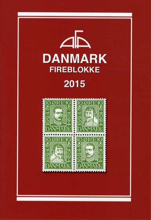 Image of   AFA Fireblokke 2015 (Bog)