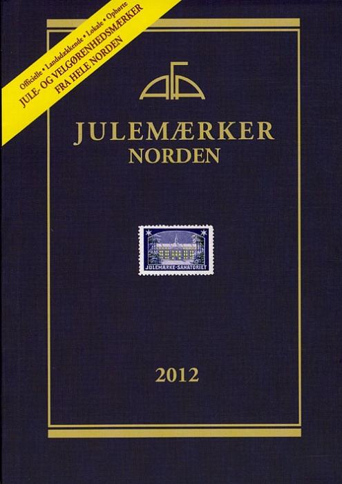 Image of   AFA Julemærkekatalog 2012 (Bog)