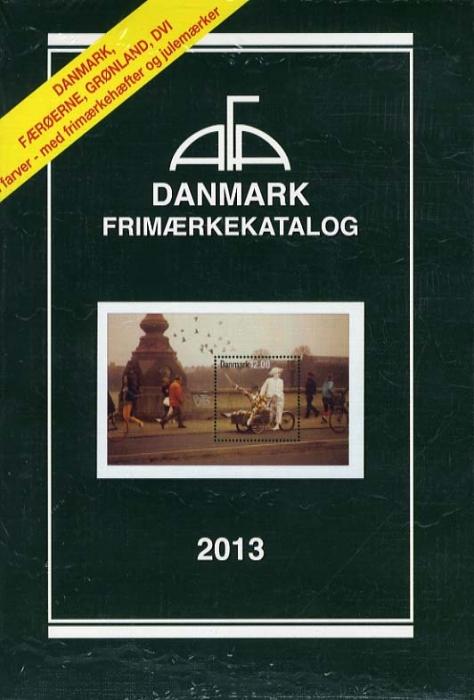 Image of   AFA Danmark 2013 (Bog)