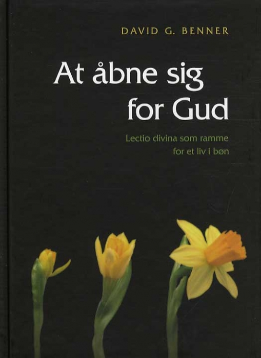 Image of   At åbne sig for Gud (Bog)