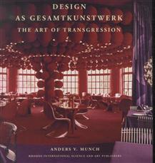 Image of Design as Gesamtkunstwerk (Bog)
