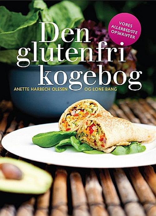Den glutenfri kogebog (Bog)