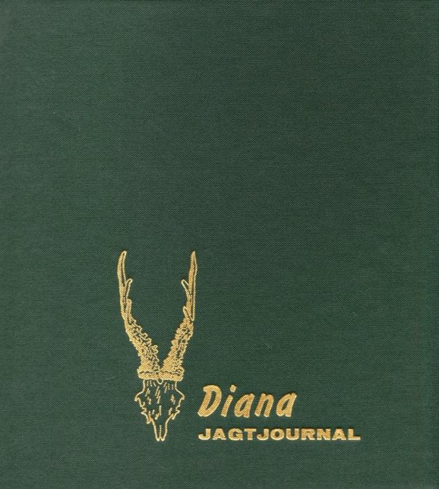 Image of   Diana Jagtjournal (Bog)