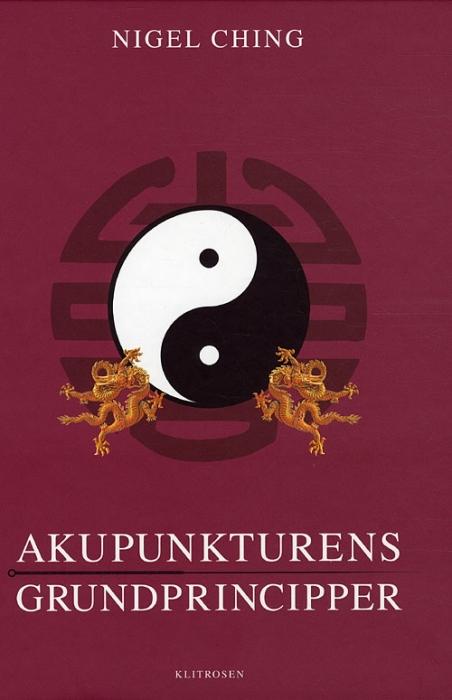 Image of   Akupunkturens grundprincipper (Bog)