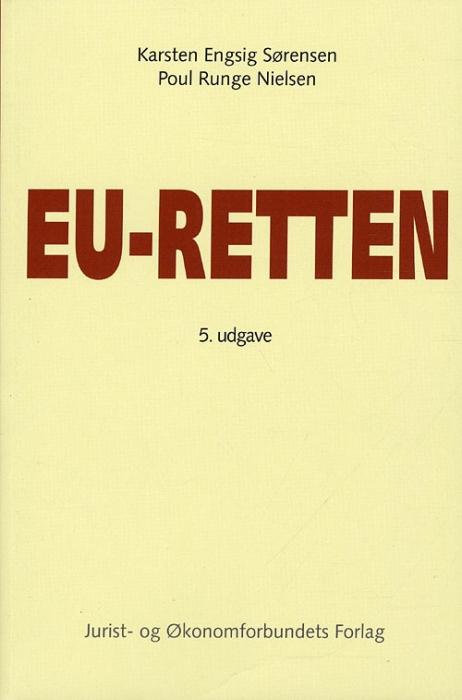 Image of   EU-Retten (Bog)