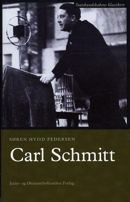 Carl Schmitt (Bog)