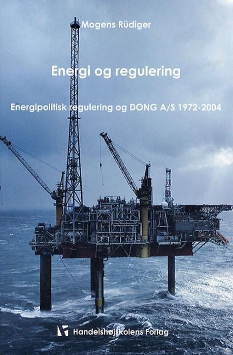 Energi og regulering (Bog)