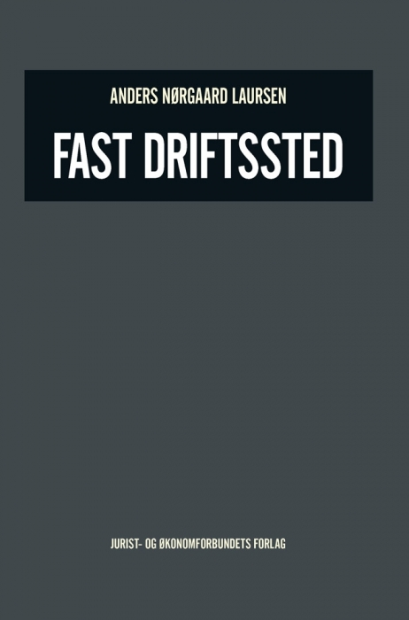 Image of Fast driftsted (Bog)