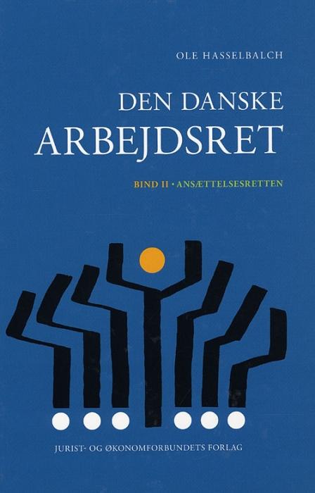 Image of   Den Danske Arbejdsret II (Bog)