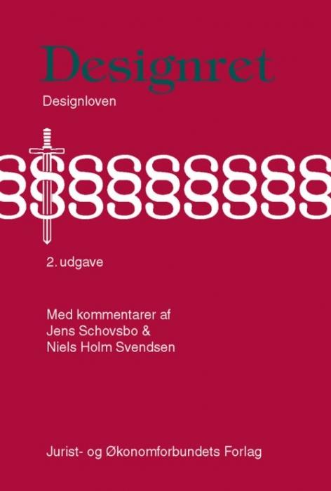 Image of   Designret - Designloven med kommentarer (Bog)