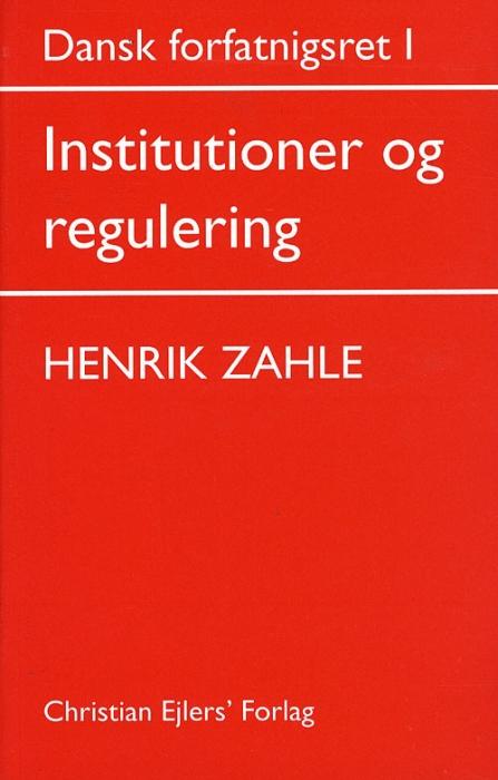 Dansk Forfatningsret I (Bog)