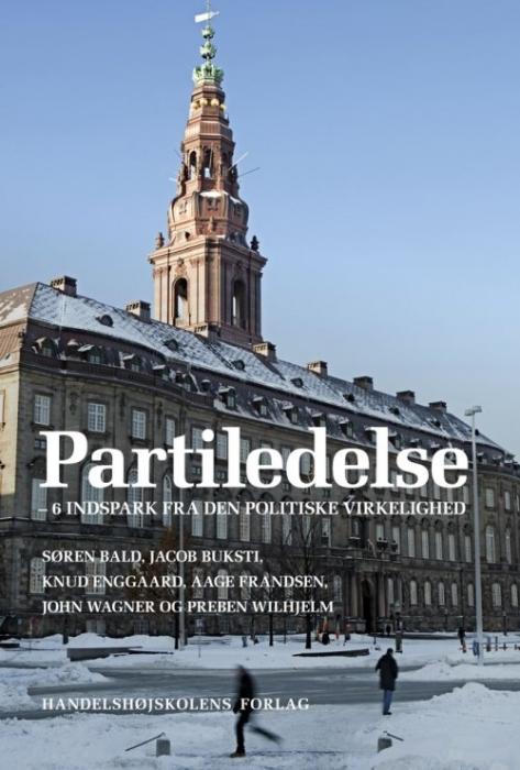 Image of Partiledelse (Bog)