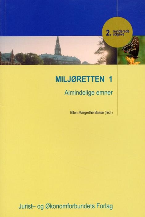 Miljøretten 1 (Bog)