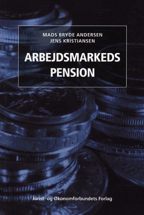Image of Arbejdsmarkedspension (Bog)