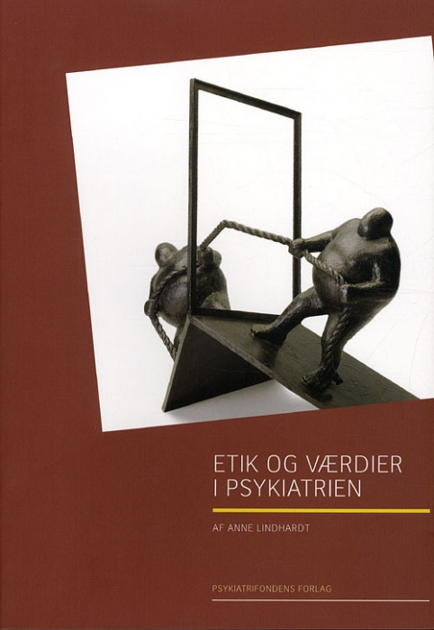 Image of Etik og værdier i psykiatrien (Bog)