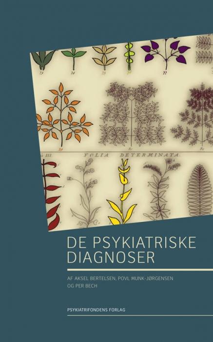 Image of De psykiatriske diagnoser (Bog)