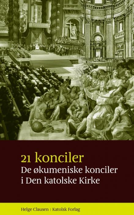 Image of   21 konciler (Bog)