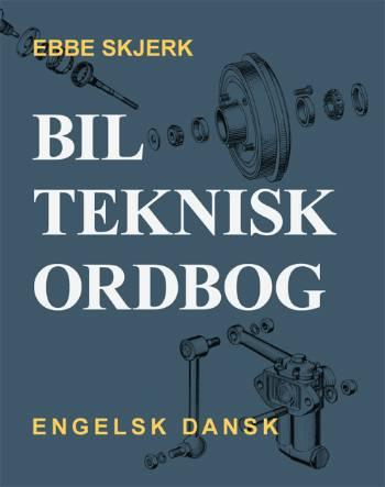 Image of   Bilteknisk ordbog (Bog)