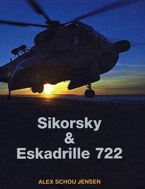 Image of Sikorsky & Eskadrille 722 (Bog)