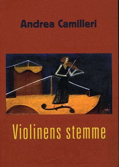 Image of Violinens stemme (Bog)