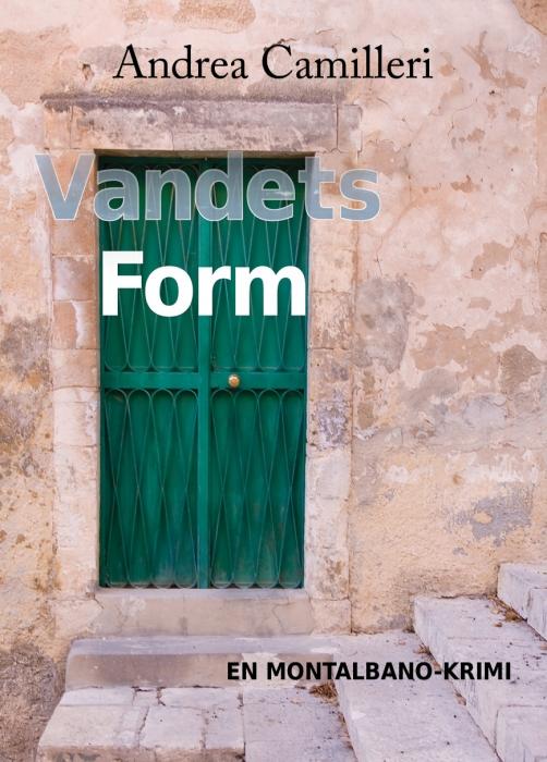 Image of Vandets form (Bog)