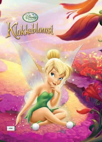 Image of   96 siders Klassiker - Klokkeblomst (Bog)