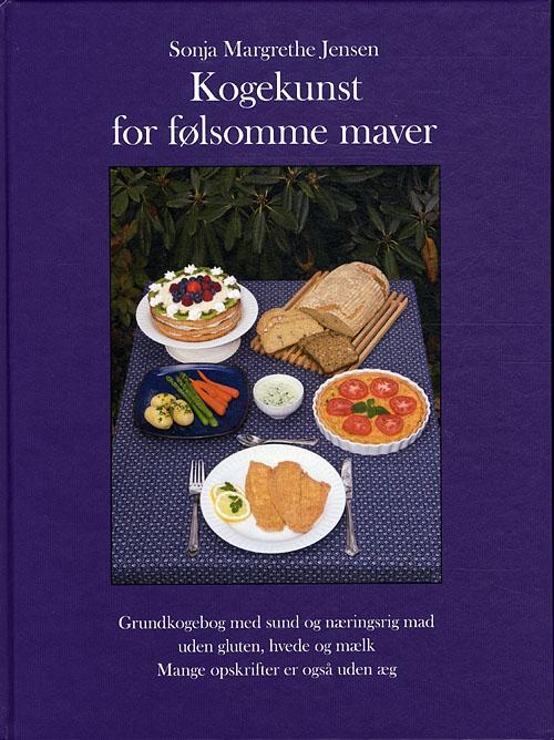Kogekunst for følsomme maver (Bog)