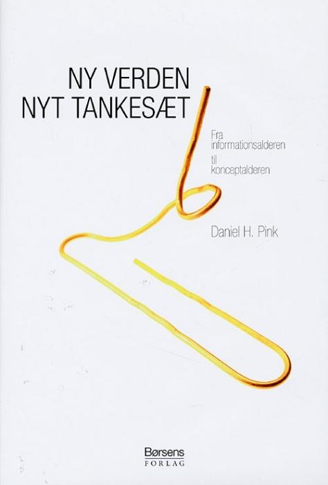 Ny verden - nyt tankesæt (Bog)