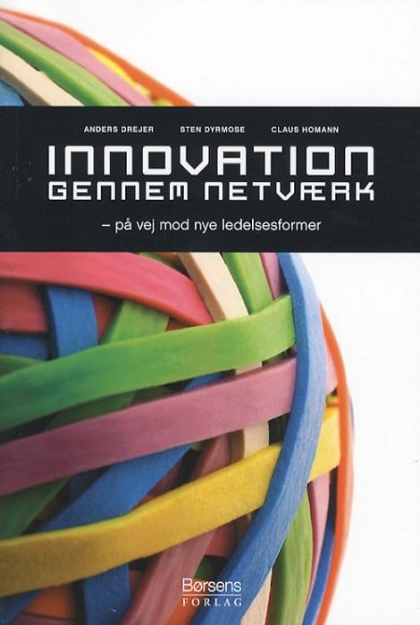 Image of Innovation gennem netværk (Bog)