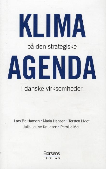 Klima på den strategiske agenda