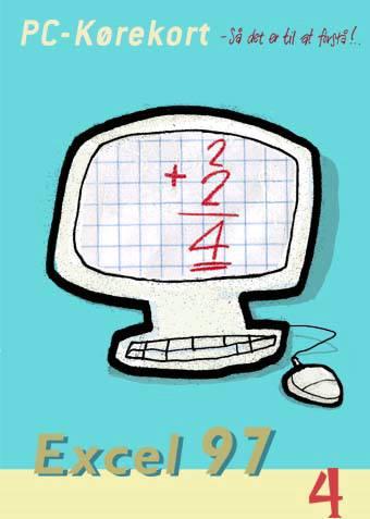 PC-kørekort - så det er til at forstå! - Excel 97 (Bog)