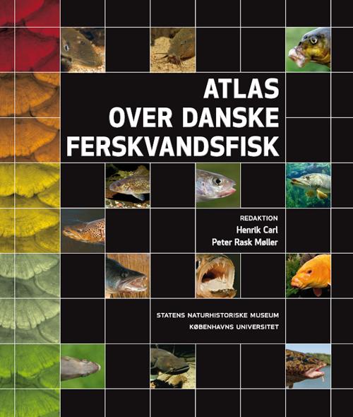 Image of   Atlas over danske ferskvandsfisk (Bog)