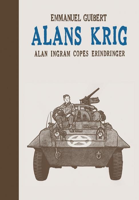 Image of   Alans krig (Bog)