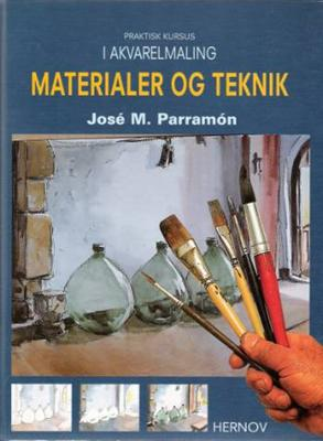 Image of   Materialer og teknik (Bog)