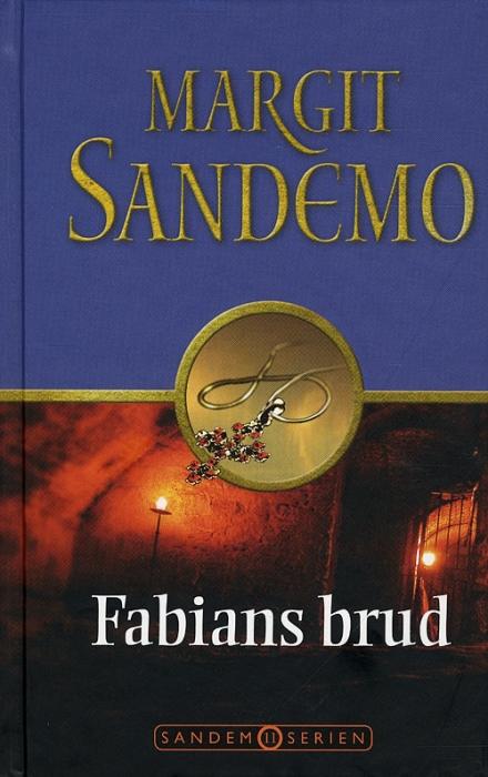 Image of   Sandemoserien 11 - Fabians brud (Bog)