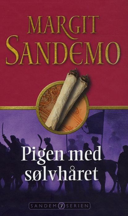 Sandemoserien 7 - Pigen med sølvhåret (Bog)