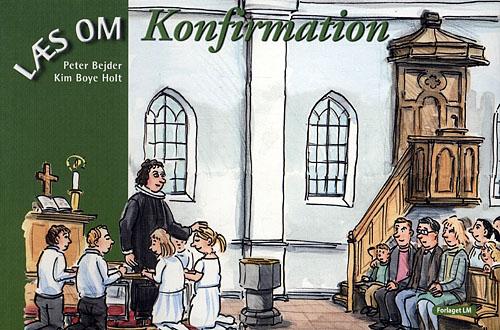 Læs om Konfirmation (Bog)