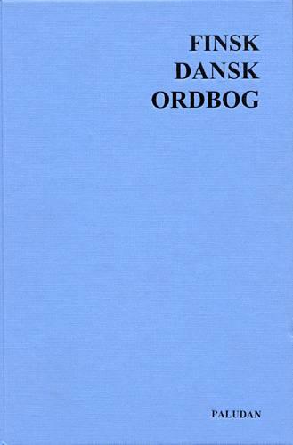 Finsk-dansk ordbog (Bog)