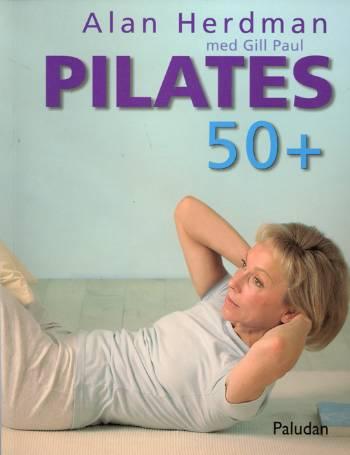 Image of Pilates 50+ (Bog)