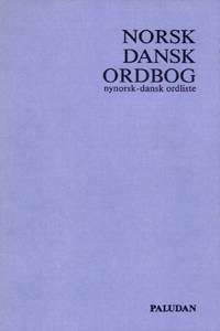 Norsk-dansk ordbog (Bog)
