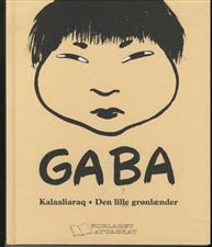 Image of GABA - den lille grønlænder (Bog)