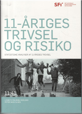 Image of   11-åriges trivsel og risiko (Bog)