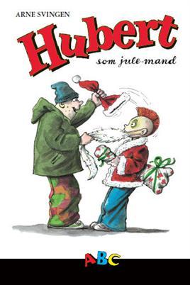 Image of Hubert som jule-mand (Bog)