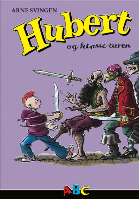 Image of Hubert og klasseturen (Bog)