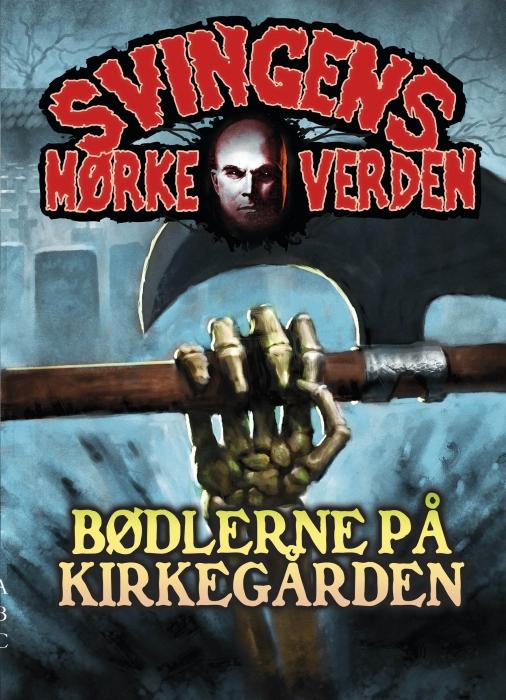 Image of Bødlerne på kirkegården (Bog)
