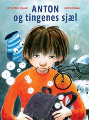 Image of   Anton og tingenes sjæl (Bog)